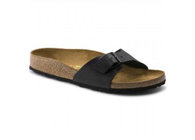 birkenstock madrid noir-mat bk040791 60,00€