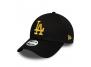 NEW ERA - 9FORTY noir ------- accessoires-casquette