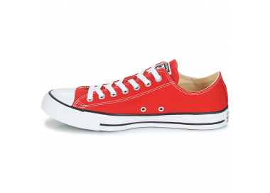 converse chuck taylor all star ox core rouge m9696c 65,00€