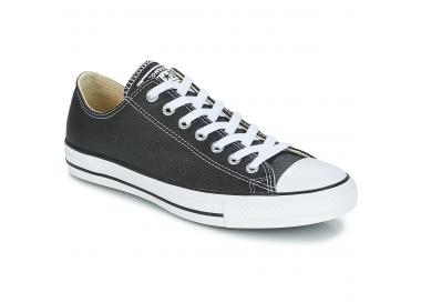 Chuck Taylor All Star Ox Leather noir 132174c 85,00€