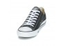 Chuck Taylor All Star Ox Leather noir 132174c femme-chaussures-baskets