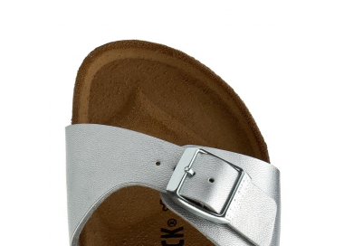 birkenstock madrid argent bk040413 60,00€