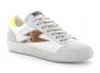 Semerdjian - Elise blanc-jaune 4527. femme-chaussures-baskets