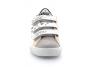 SEMERDJIAN - VIP blanc-or 3082. femme-chaussures-baskets