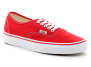 vans authentic red vn000ee3red