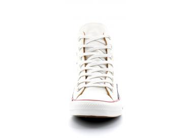converse chuck taylor all star - hi blanc 171067c 80,00€