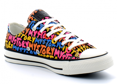 converse chuck taylor all star my story - ox multicolore 570487c 65,00€
