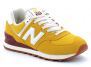 new balance 574 jaune wl574ve2