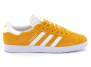 adidas gazelle w yellow fx5497 femme-chaussures-baskets