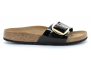 birkenstock madrid big-noir bk1019813 femme-chaussures-mules-sabots