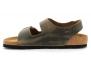 birkenstock milano faded-kaki bk1019454 sandales-nue-pieds-homme