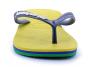 havaianas brasil layers citrus yellow 4140715.2197 tongs-homme