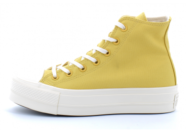 converse chuck taylor all star lift jaune 571670c 90,00€