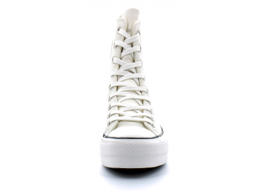 converse chuck taylor all star extra high platform white 569720c 100,00€