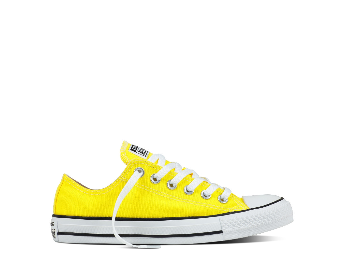 converse basse jaune