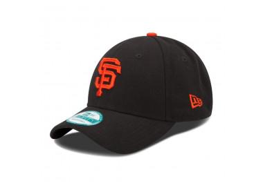 New Era The League San Francisco Giants - CASQUETTE NOIR ET ORANGE - OFFSHOES.FR noir-orange 27,00€